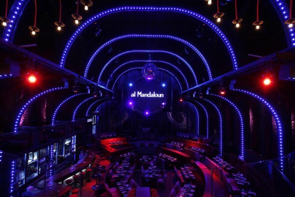 Al Mandaloun Night Club