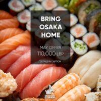 Osaka Sushi Lounge