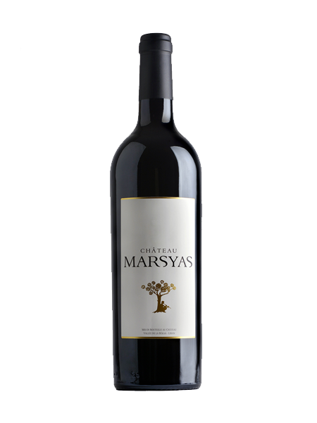 Château Marsyas, Red, Red, 2014