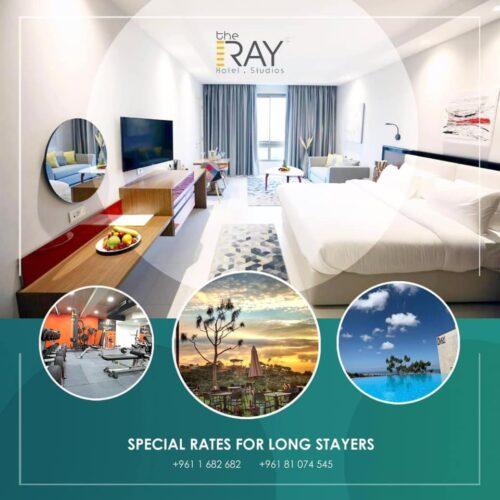 The Ray Hotel & Studios