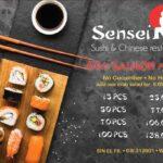 SENSEI Sushi & Chinese food