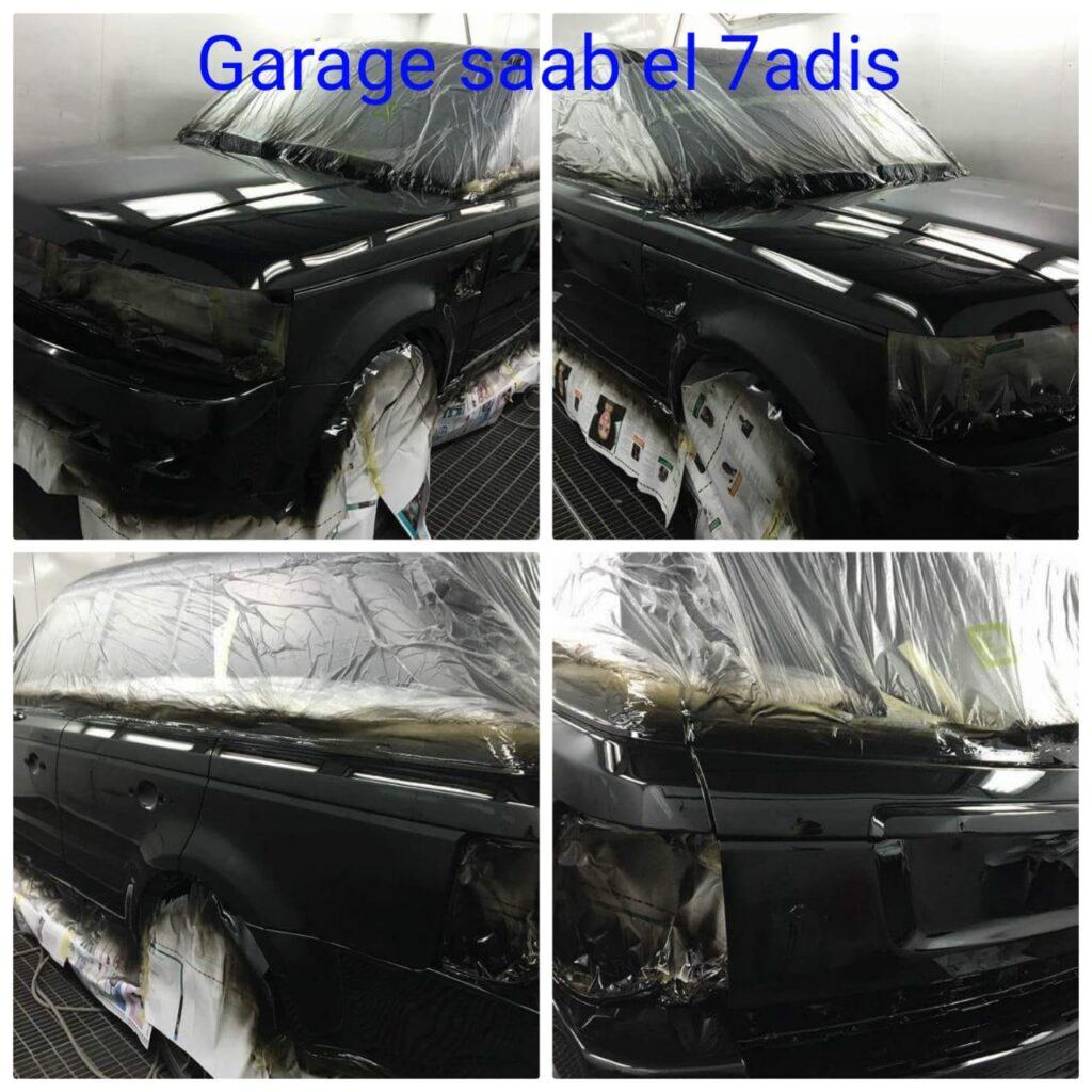 Garage Saab