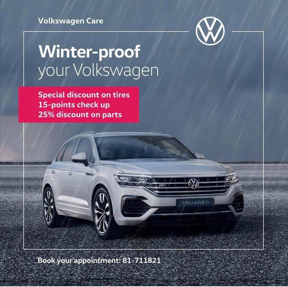 Volkswagen Lebanon