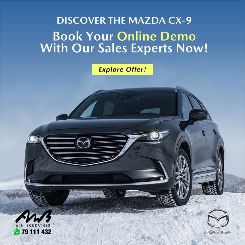 Mazda Lebanon