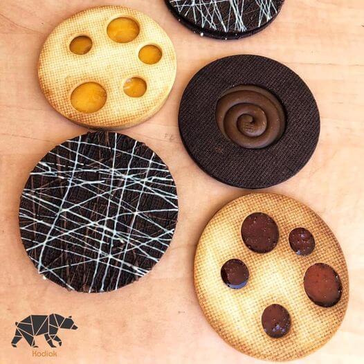 Kodiak pastry
